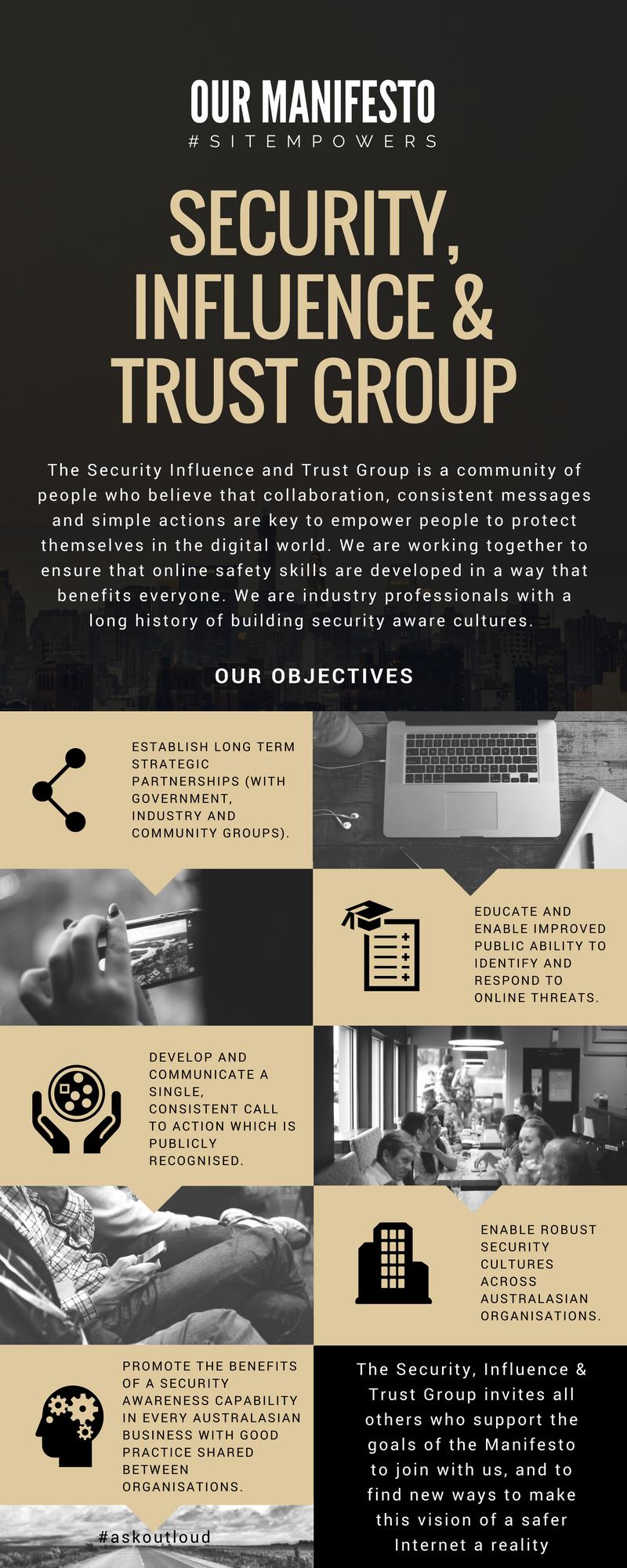 SIT Manifesto infographic